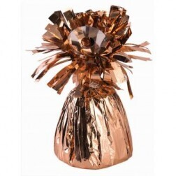 Rose Gold  - Balloon Weight & Bag
