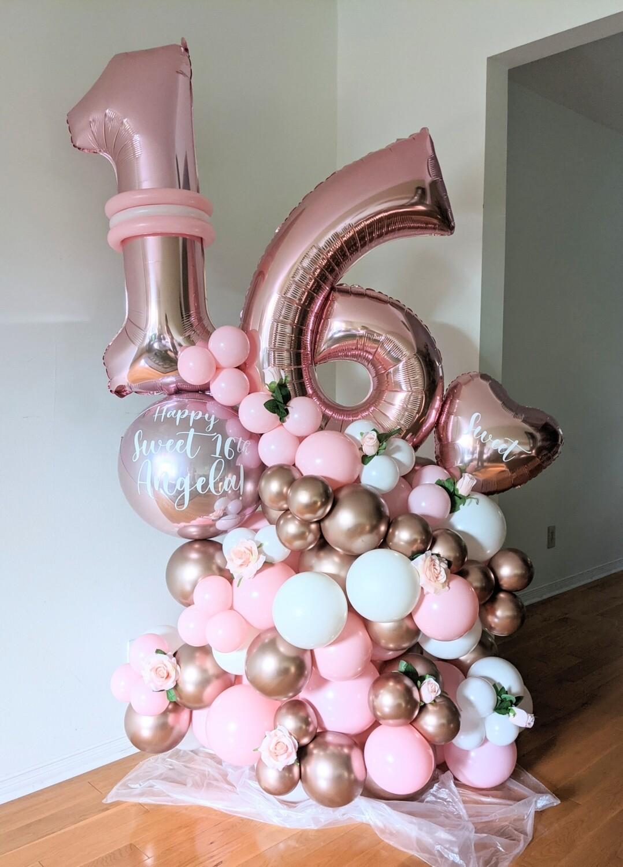 Sweet 16th!
