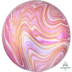 Marble Pink and Gold