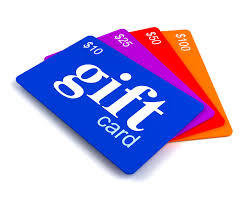 Custom Gift Cards - (*Minimum Qty 100)