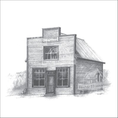 Print: The General Store