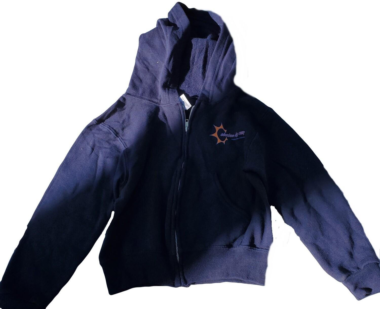 Kids Zip Up Sweatshirts