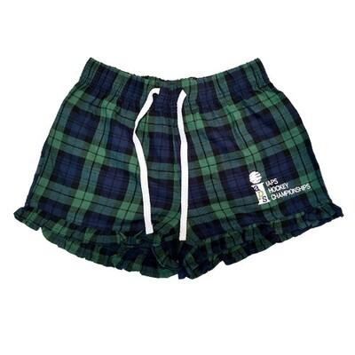 Fun Cotton Tartan Shorts