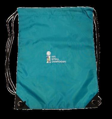 Draw String Gym Bag - Surf Blue