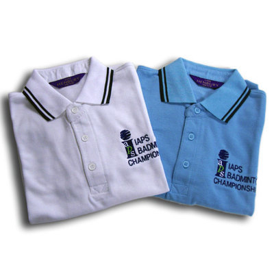 Short Sleeved Polo Shirt - Child and Adult