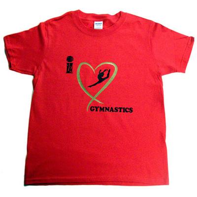 Tee-Shirt - Sparkle Print