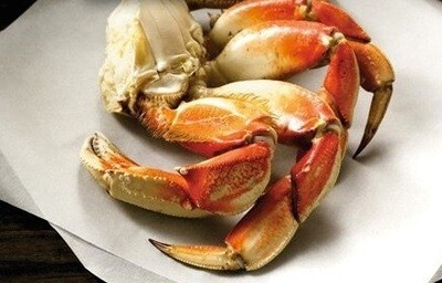 Cooked & Cleaned Dungeness Crab - F/V Miss Heidi (1.40 lbs)