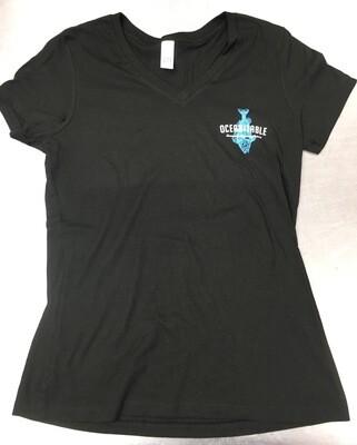 Ocean2Table Women's V-Neck Shirt