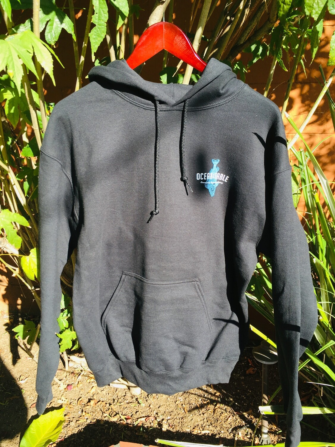 Ocean2Table Cotton Hoodie
