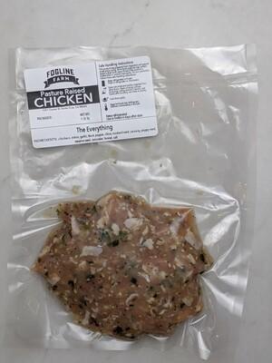 The Everything Chicken Sausage - Fogline Farm (0.5 lbs)