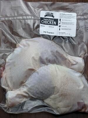 Quarter Leg Pack - Fogline Farm ( 1 lb)