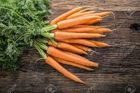 Baby Carrots - Live Earth Farm (1 bunch)