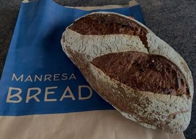 Levain Sourdough Loaf - Manresa Bread