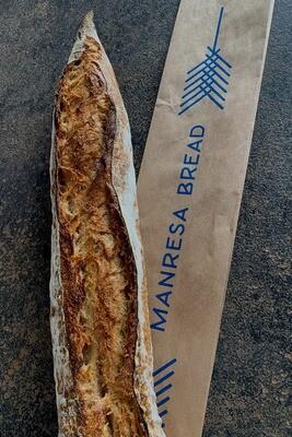Baguette - Manresa Bread