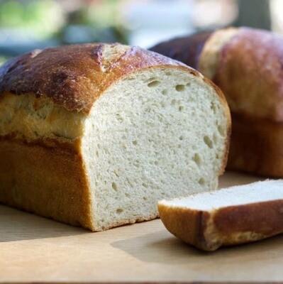 Sourdough Sandwich Loaf - Manresa Bread