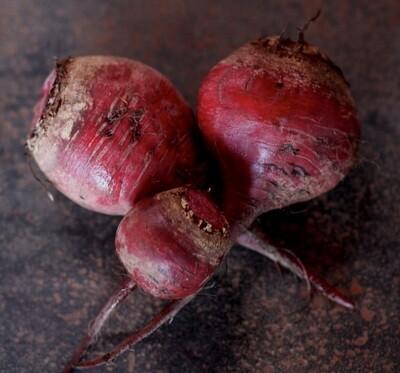 Red Beets - Mariquita Farm