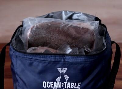 FROZEN & VAC SEALED Sablefish (Blackcod)  - ( 1.0 lb)