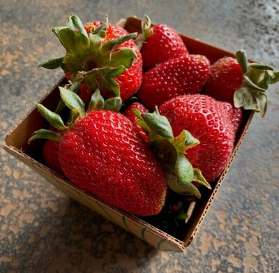 Strawberries (1 pint) - Groundswell Farm