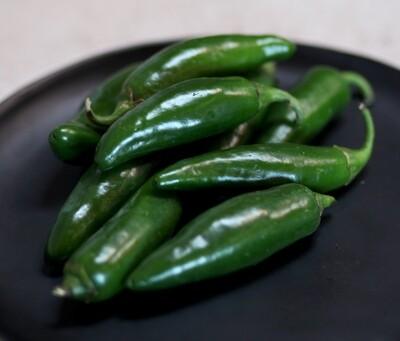Jalapeno Peppers - Mariquita Farm (0.5 lb)