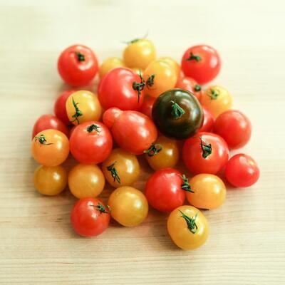 Mixed Cherry Tomatoes - Mariquita Farm (1 pint)