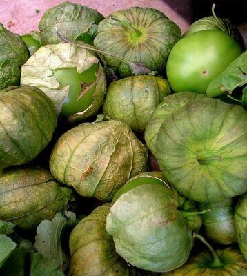 """""""Toma Verde"""" Tomatillos - Mariquita Farm (1 lb)"""