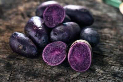 Purple Majesty Potatoes - Sea to Sky Farm (1 lb)