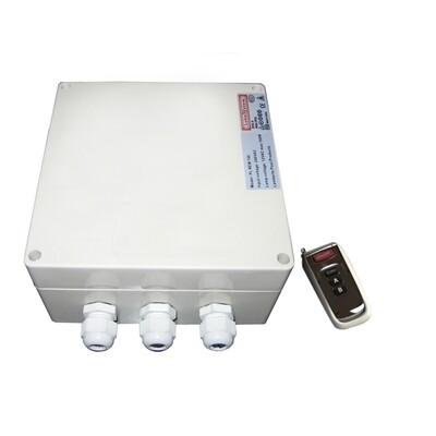Fernsteuerung+Trafo ( Pool Led+ LED RGB Scheinwerfer )
