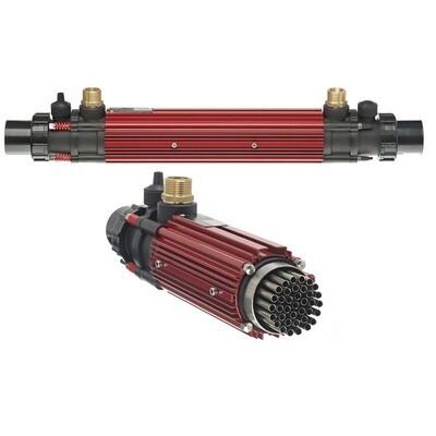 Smart Titan Röhrenwärmetauscher 30 kW (4 bar):