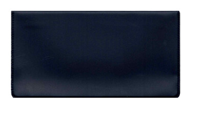 Midnight Blue Checkbook Cover