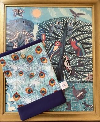 Peacock - Button Design