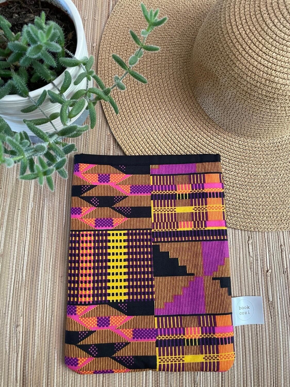 Pink Shwe-shwe - Grey Journal design