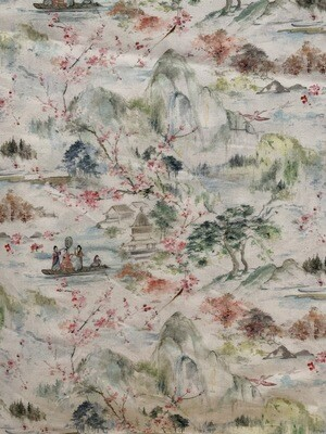 Chinese water landscape
