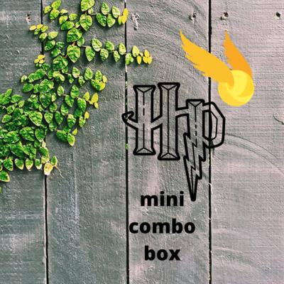 Harry Potter Mini Combo box
