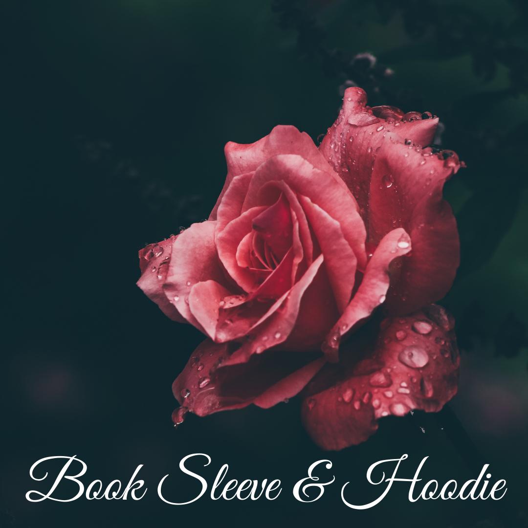 Hoodie & Book sleeve