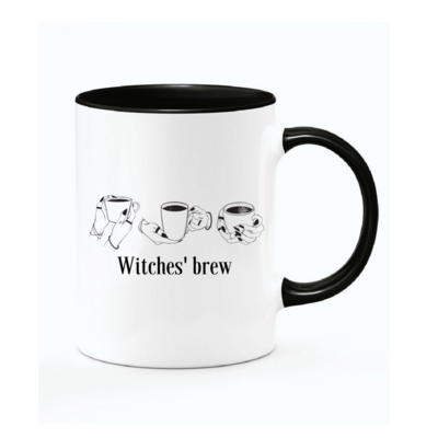 Witch Mug options