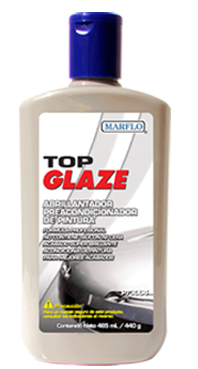 Abrillantador de pintura Top Glaze 465 mL