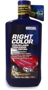 Right Color Azul Zafiro 600 / 465 mL