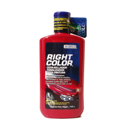 Right Color Rojo Carmin 302 /  465 mL