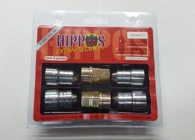SEGURO DE RIN TUERCA HIPPOS
