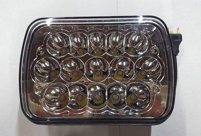 UNIDAD RECTANGULAR GRANDE DE LED (PZA.)