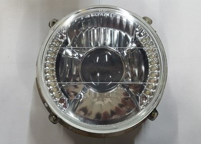 UNIDAD PARA VW SEDAN C/LUPA Y LED
