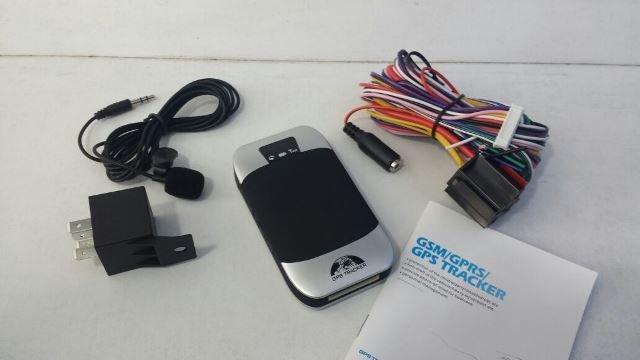 LOCALIZADOR GPS TRACKER
