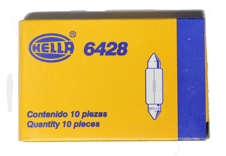 FOCO 6428 12V 5W BASE SV7-8*