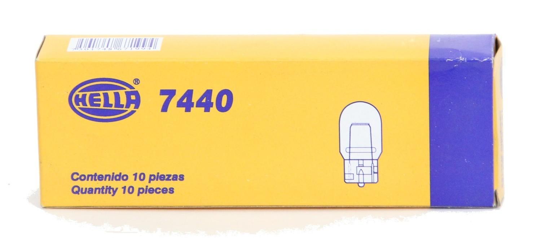 FOCO 7440  12V 21W CASQUILLO W3X16d*