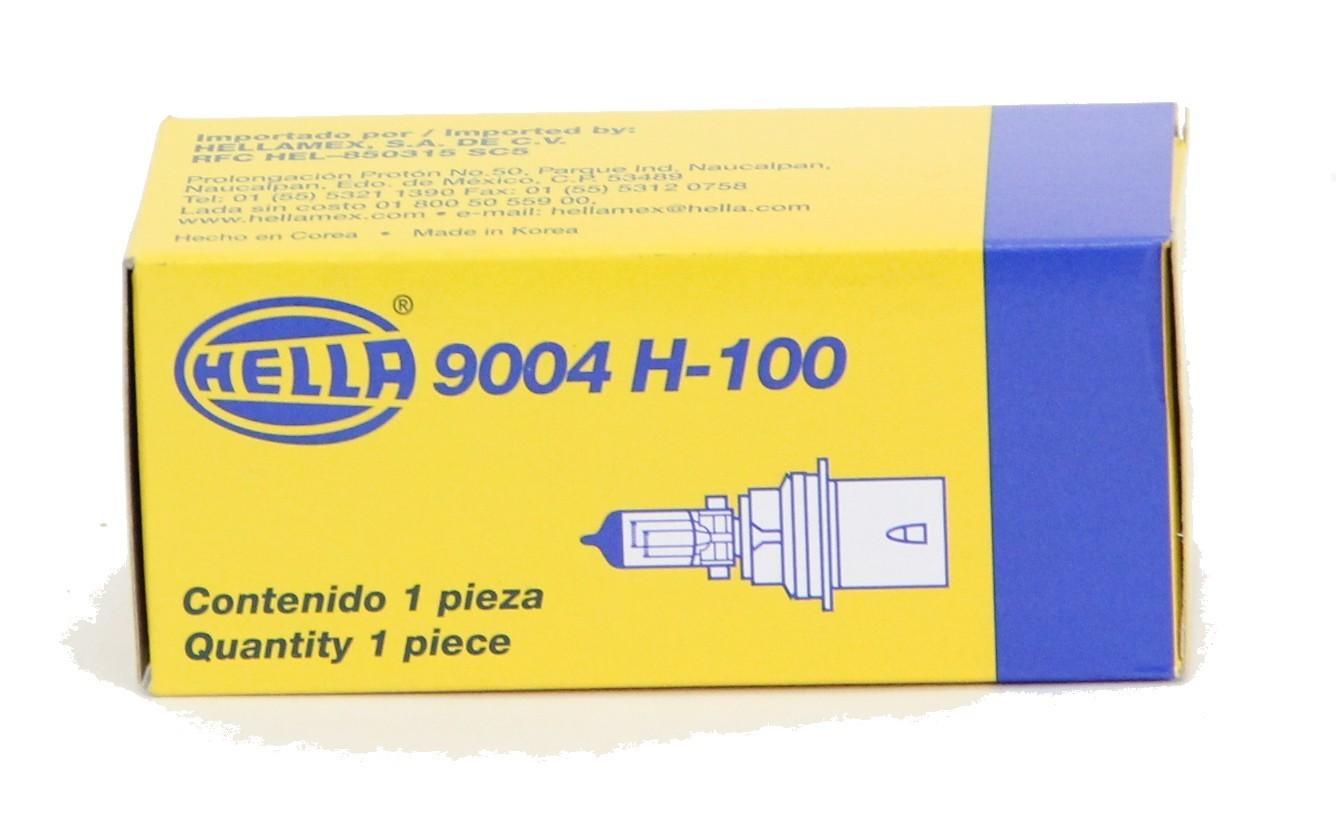 FOCO 9004 12V 100/80W HELLA*