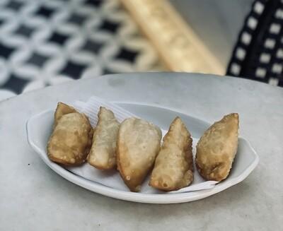 Empanadas de Pino y Queso