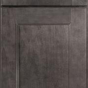 York Door Grey Stain