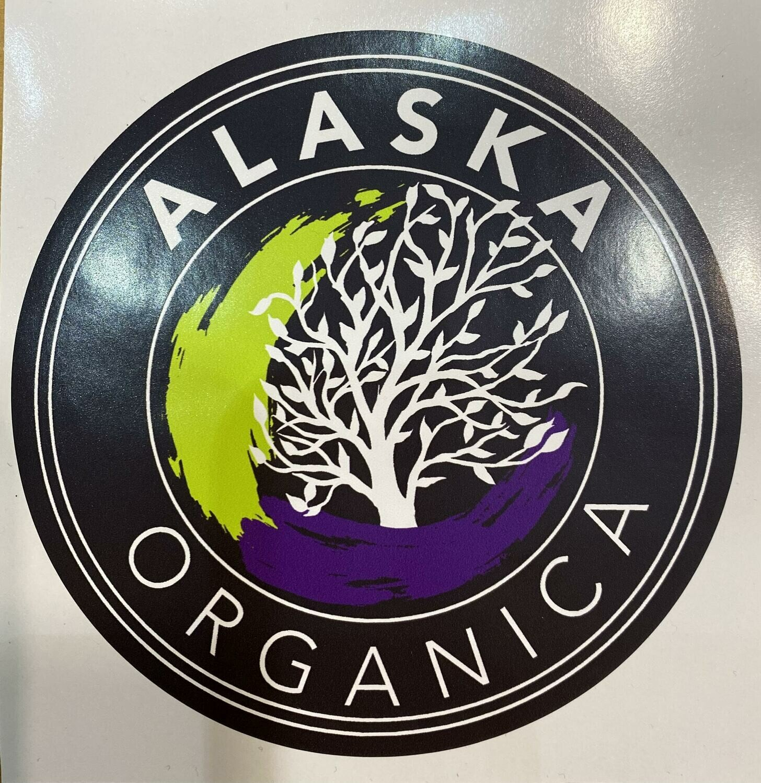 ALASKA ORGANICA STICKER