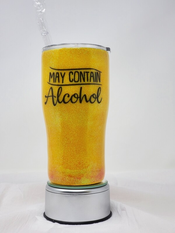 20 Oz May Contain Alcohol