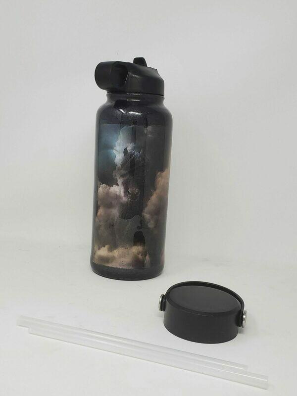 32 Oz Horse Water Bottle